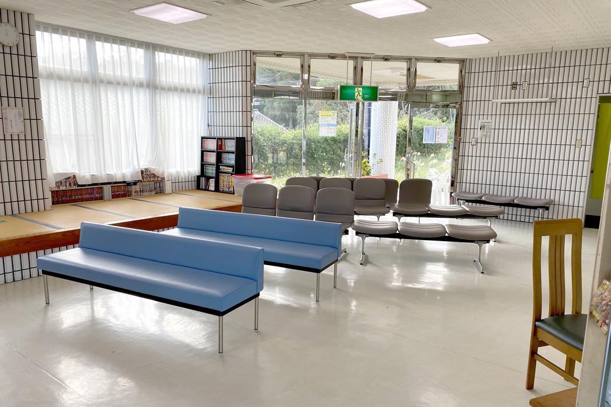 小瀬田みんなの診療所 待合